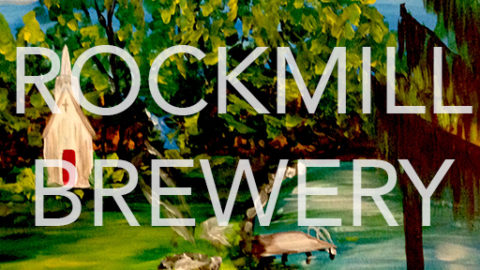 March 11th, 2017: Rockmill Brewery Canvas Painting @ Studio 614