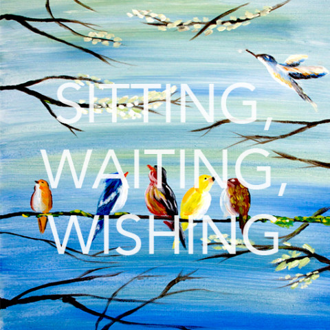 "May 02nd, 2017: ""Sitting, Waiting, Wishing"" for Y.E.S! Columbus @ Studio 614"