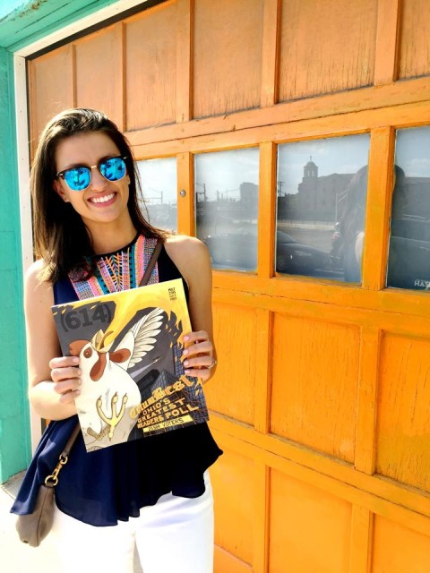 Girl About Columbus: Amanda Hamman