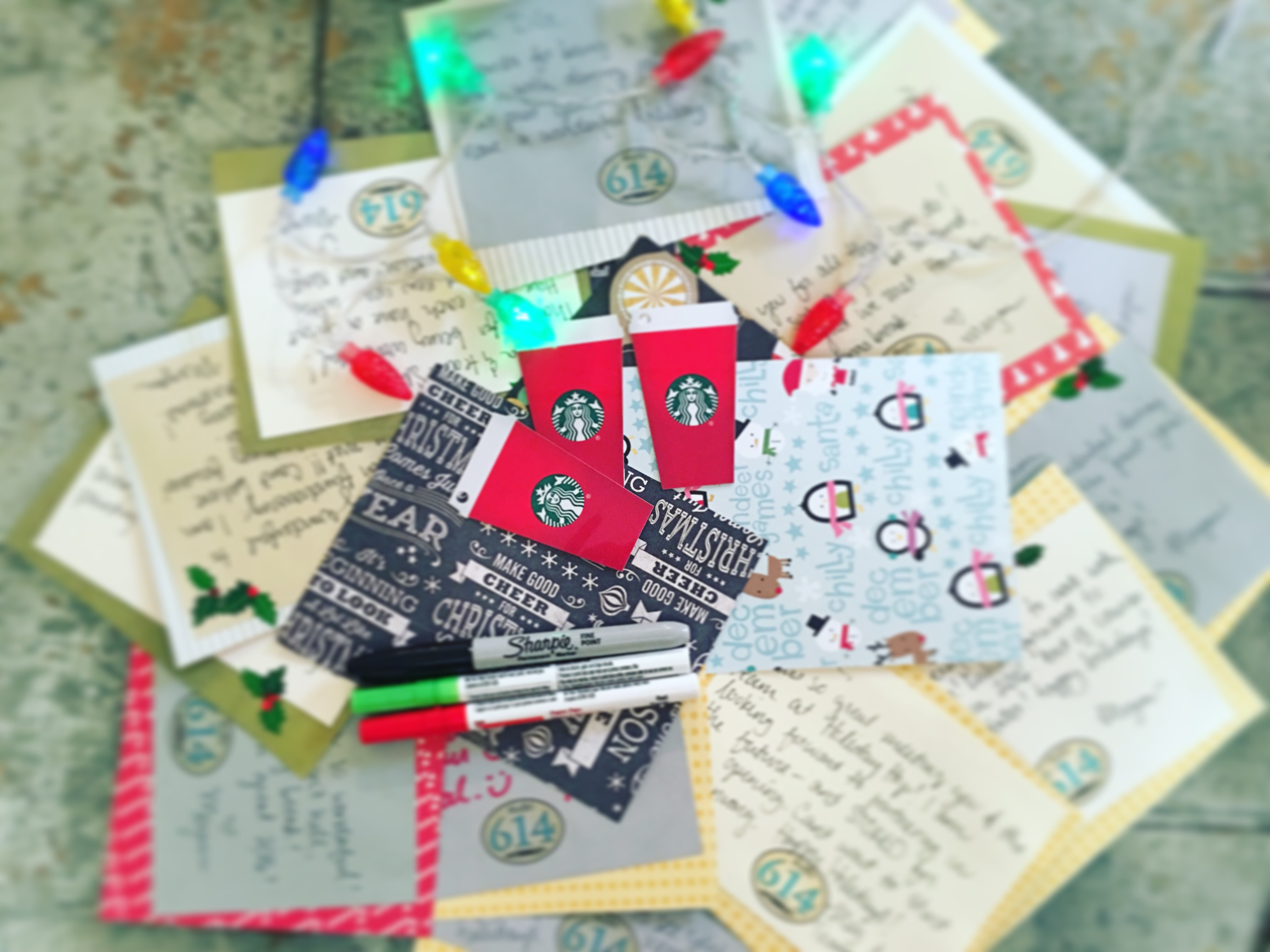 Holiday Discounted Studio 614 Gift Cards