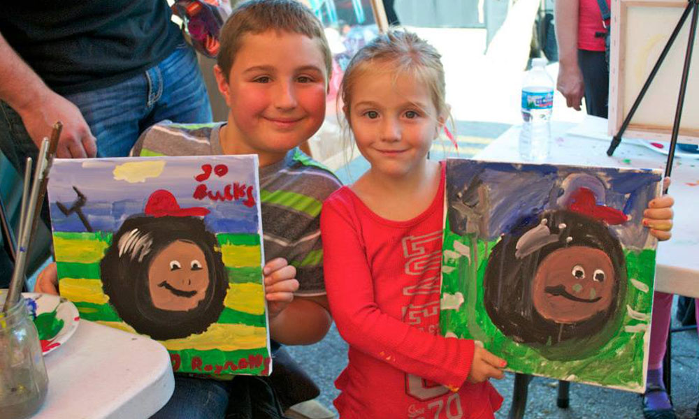 Kids Painting Parties - Studio 614