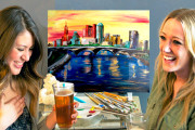 paint-and-sip-columbus-skyline-studio