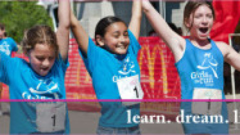 #Studio614Movement for Girls On The Run