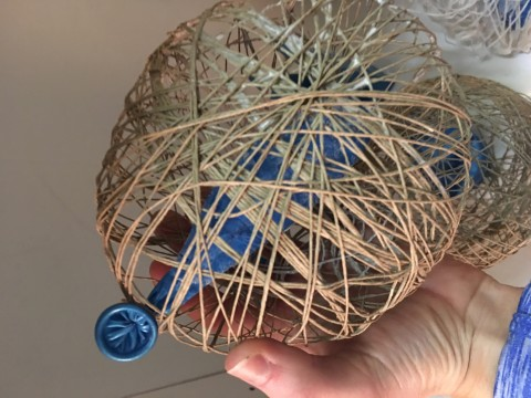 String Balls – Art Audit (Pinterest)