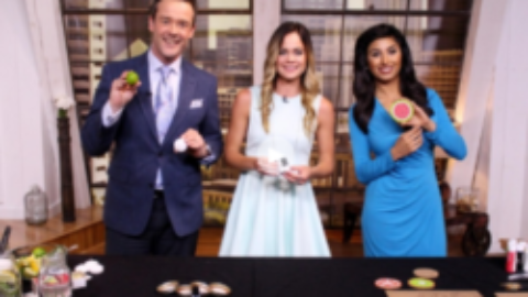 Good Day Columbus on Fox 28 – DIY Bug-repellant Candles & Fun Drink Coasters on 5/17/16