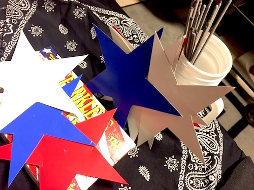 4th of July Crafts on Good Day Columbus, Fox 28 - 6/30/16