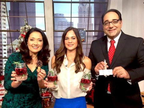 Holiday Dinner Table with Studio 614 on Good Day Columbus {Fox 28} – Pinterest Time!