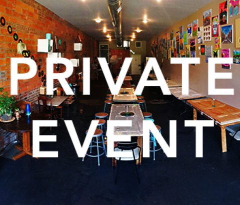 "April 8th, 2017: PRIVATE EVENT ""Hakuna Moscato"" @ Studio 614"