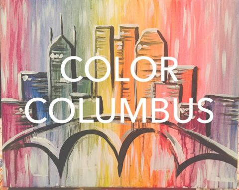 August 25th, 2017: Color Columbus @ Studio 614