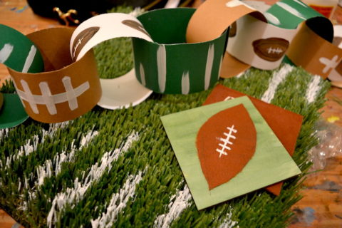 Football Tailgating Crafts with Studio 614 on Good Day Columbus {9/9/17}