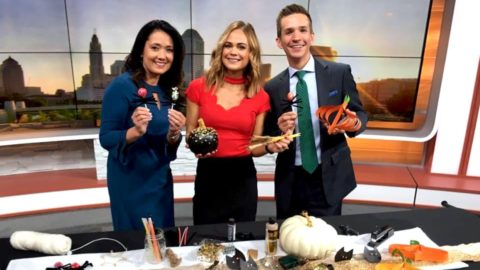 DIY Halloween Projects on Good Day Columbus {Fox 28} – 10/27/2018