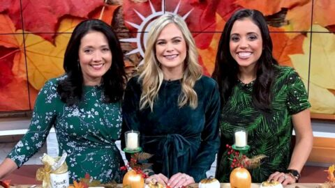 DIY Thanksgiving Table with Megan Pando on Good Day Columbus {Fox 28} – 11/24/19